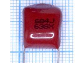 Конд.0,68/63V К73-17 аналог
