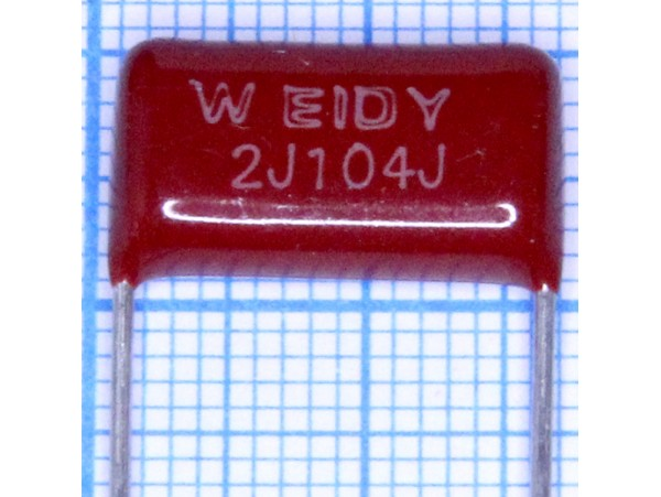 Конд.0,1/630V К73-17