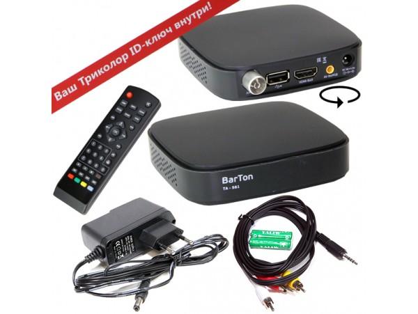Delta DS-530HD ресивер эфирный DVB-T2