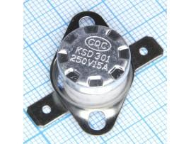 KSD-301-200С 250V15A Термостат нормально замкнутый