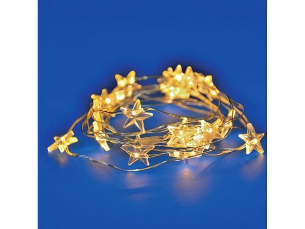 Гирлянда КОС 30LED RGB Новогодний микс2 4,4м