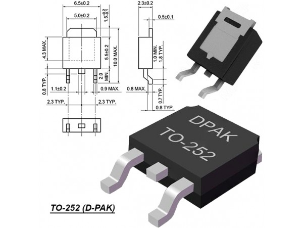 2SB1202 TO-252