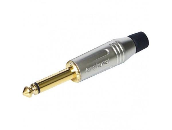 ACPM-KN-AU Шт.6,3 моно позолоченные контакты