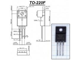 BUK444-800B   TO-220F