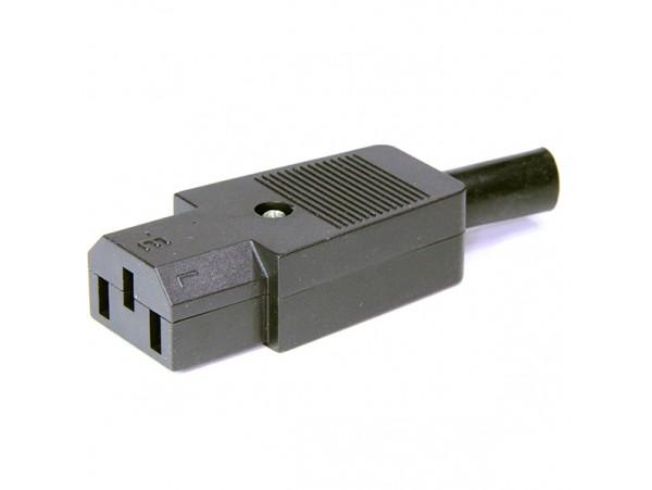 AC-102 Розетка СЕТЬ на кабель
