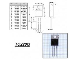 BT138-500(12A) Тиристор