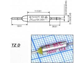 TZ D-095-10А Термопредохранитель