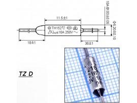 TZ D-216-10A Термопредохранитель