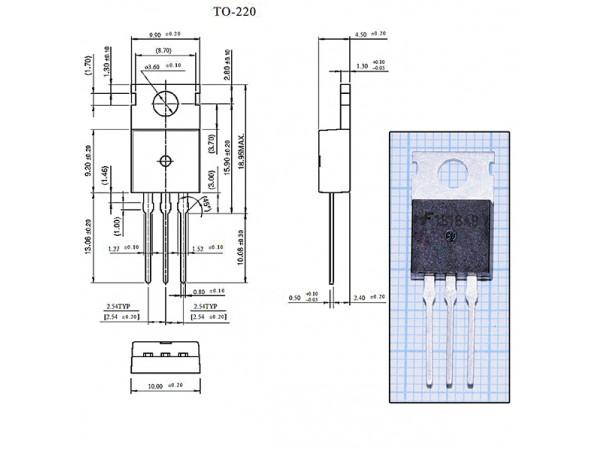 MJE13005A [13005-2]