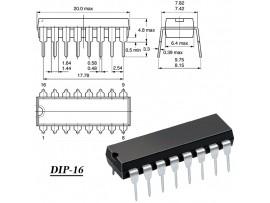 HCF40103BE  DIP16