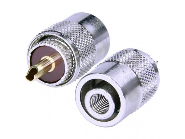 UHF-002 Шт.с резьб.=TL-4102 (RG59)