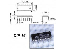 TDA2822 DIP16