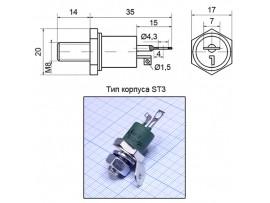 Тирист.сил. ТС132-50-12