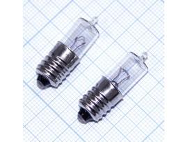 Лампа12V/0,7A E10