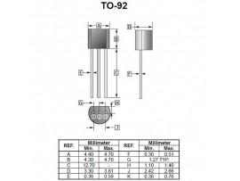 КТ3107К (h21=800)