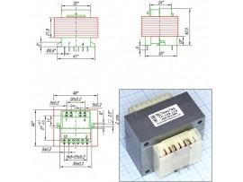 Транс.ТП113 ( 6В/1.83A )