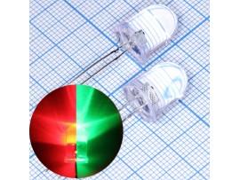 LED DFL-10BRGBC-BS  7color d=10