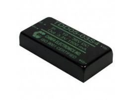 TDD05-05S4 (10V-36V DC>+ 5V DC/1000 mA) Преобр.напр.