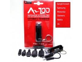AP A100 Устройство зарядное т/ф от элемента AA