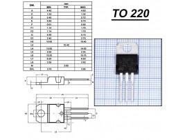 BT151-650R Тиристор