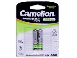 Аккумулятор 1,2V/300 R03 AAA Camelion (d=10,5;L=45)NICD