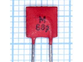 Конденсатор 68p/50V К10-7в