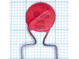 Конденсатор 4700p Н70 КД2