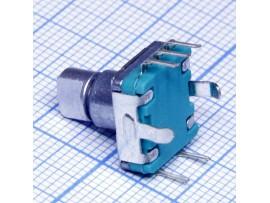 Энкодер №3 металл ручка спил. L=10mm