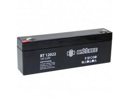 Аккумулятор 12V/2,2Ah OP12022 178х34х60 Optimus
