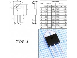 BTA41-700B Тиристор
