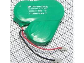 Аккумулятор 3,6V/320Угол11(3*d=25;h=9)GP NIMH(T115)