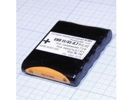Аккумулятор 6HR11/45-0,7 7,2V/700mAh
