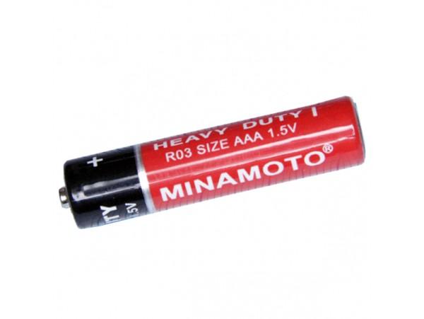 Элемент питания 1,5V R03 Minamoto