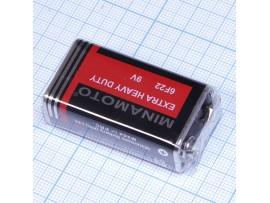 Батарея 9V 6F22  Minamoto