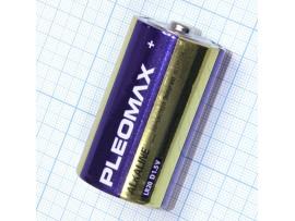 Элемент питания 1,5V LR20 PLEOMAX