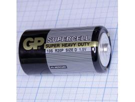 Элемент питания 1,5V R20 GP