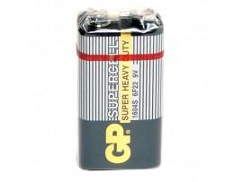 Батарея 9V 6F22 1604S GP