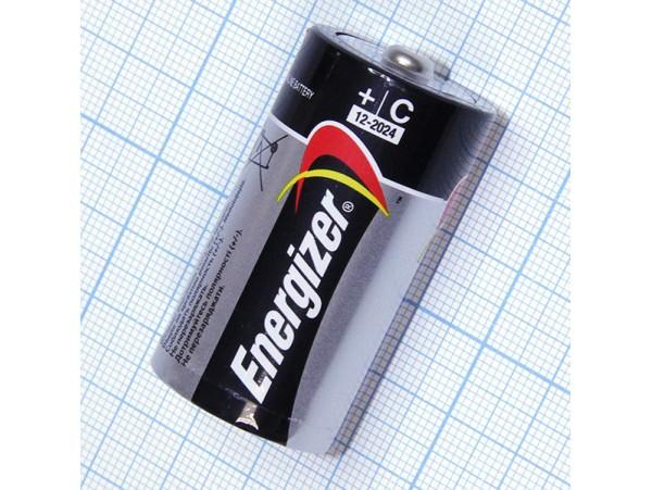 Элемент питания 1,5V LR14 Energizer