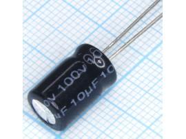 Конд.10/100V NPL 1016