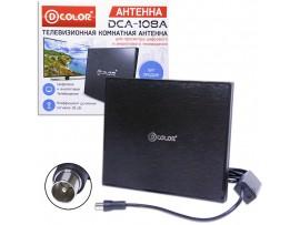 D-Color DCA-108A комнатная ТВ антенна (активная)