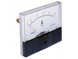 Амперметр 0-10А 100х80 44L1