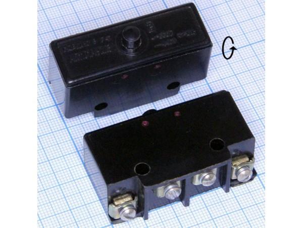 МП1101М УХЛ3 10А Кнопка винт