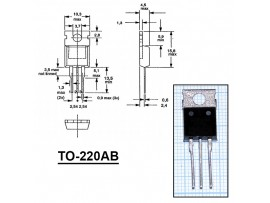 BT151-500R Тиристор