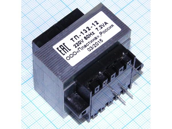 Транс.ТП132-12 (16V/0,45A)