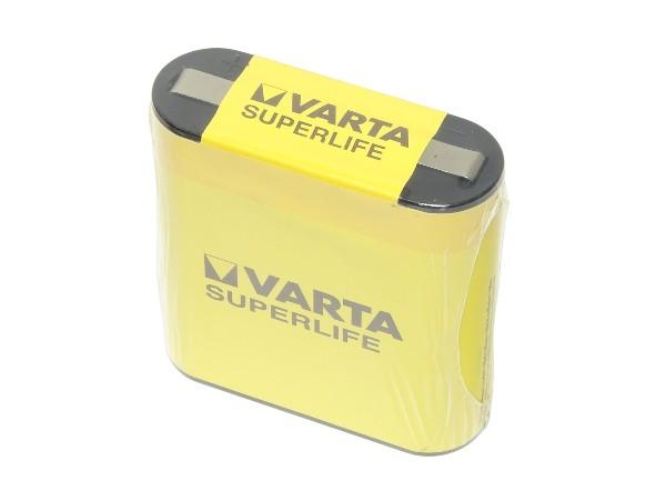 Батарея 4,5V 3R12 Varta 2012