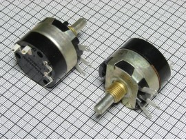 Рез. 10к под гайку с выкл. СП3-30м-0,5-А