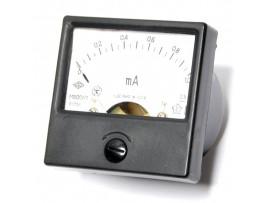 М2001 0-1,0мА Амперметр 60х60