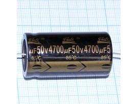 Конд.4700/50V (аксиал)