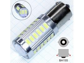 LED-L0911 BA15d white 27 Leds 5050SMD 12V