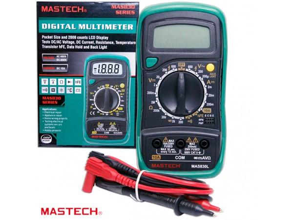 MAS830L мультиметр (Mastech)